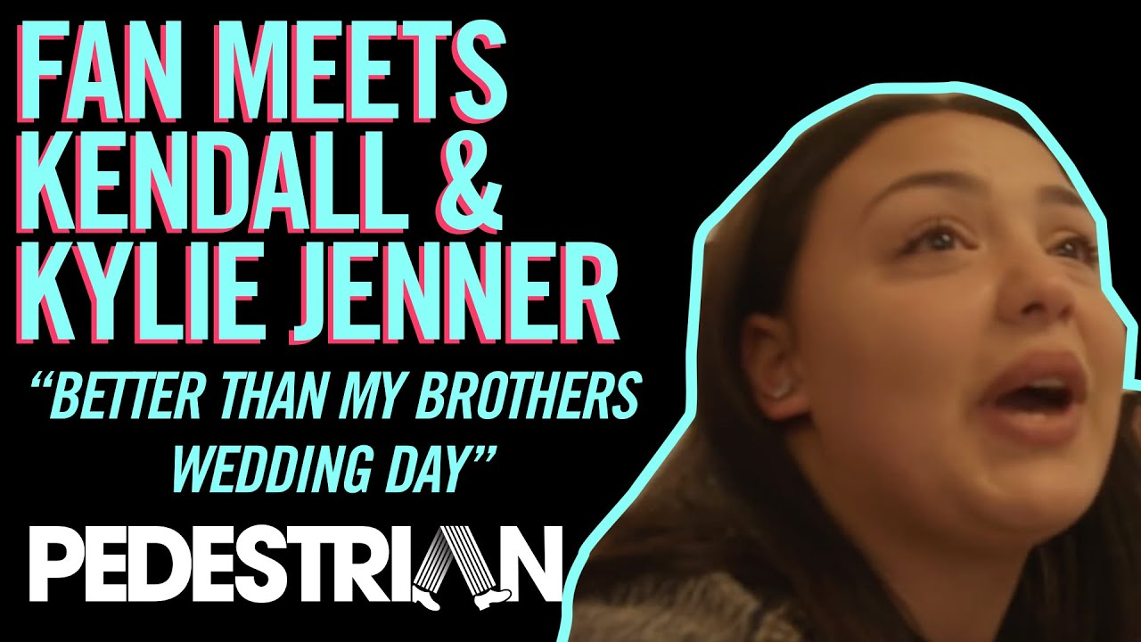 Die Hard Aussie Fans Meet Kendall And Kylie Jenner Youtube