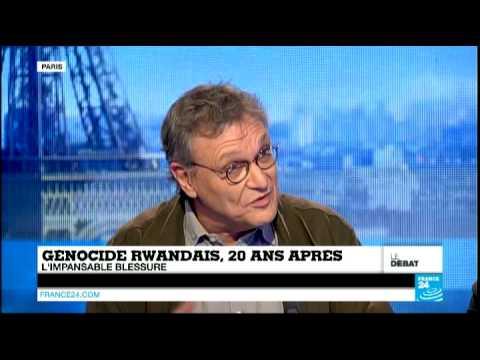 Génocide rwandais : Kagame réitère ses accusations contre la France (partie 1) - #DébatF24