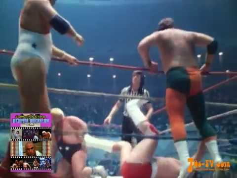 Unseen 1970s Memphis Wrestling in High Definition