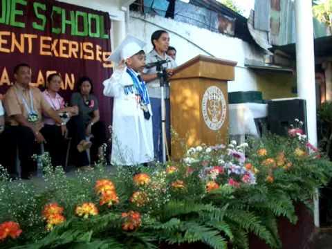 graduation speech pasasalamat