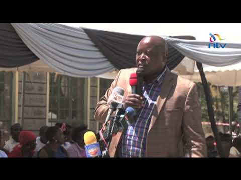 Jubilee leaders accuse Raila of breaking the law