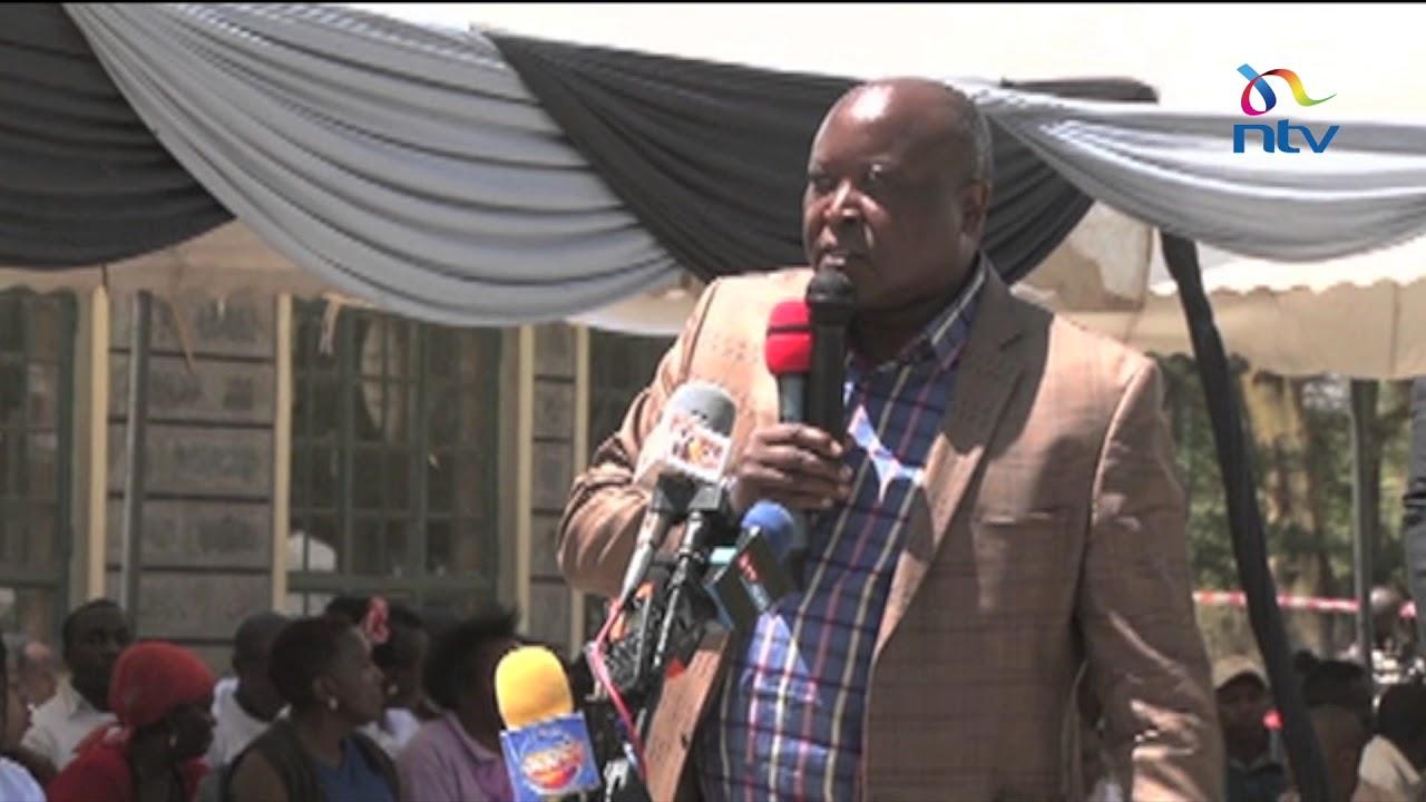 Jubilee leaders accuse Raila of breaking the law