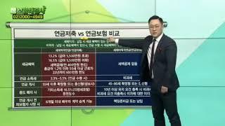 연금저축vs연금보험 비교