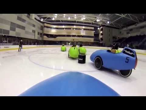 Rotovelo Ice Hockey Match!