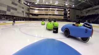 Rotovelo Ice Hockey Match!