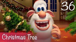 Booba - Christmas Tree - Episode 36 - Cartoon for kids