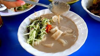Amazing LAKSAM, NASI DAGANG- Malay breakfast dishes in SELANGOR | Food and Travel Channel | Malaysia
