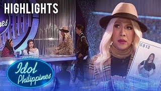 Idol Judges, nagdiskusyon tungkol kina Jeremiah at Elle | Do or Die Round | Idol Philippines 2019