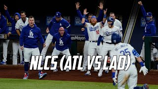 MLB | 2020 NLCS Highlights (ATL vs LAD)