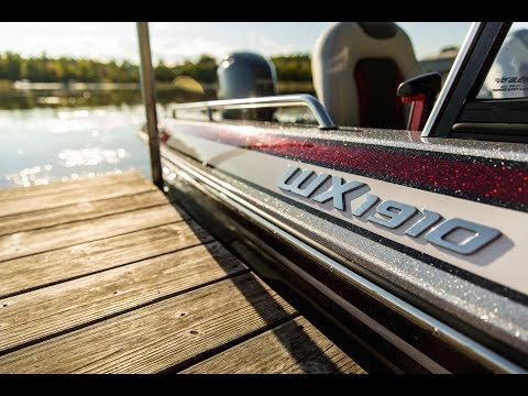 New for 2015 - Skeeter Boats Introduces the WX 1910