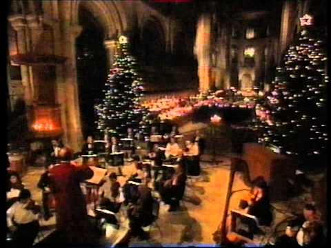 Star Carol by John Rutter - Peterborough Cathedral