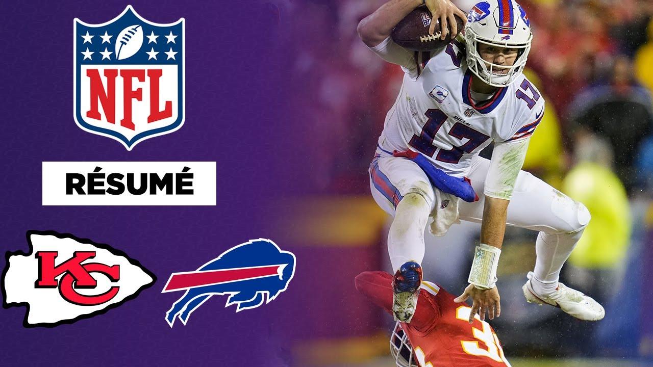 Download Résumé NFL VF : Des Bills grandioses martyrisent les Chiefs
