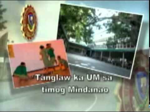 University of Mindanao Hymn