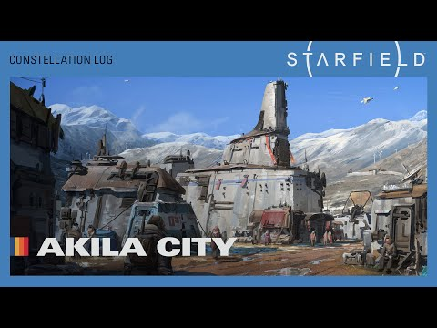 Starfield: Location Insights (Developer Commentary) - Akila