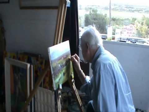 Kenneth Webb Irish Artist