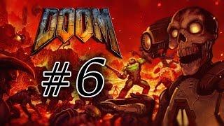 Прохождение Doom 6 Башня, возле которой везет