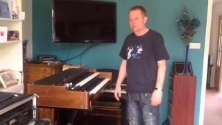 Korg Bx-3 For Sale - Original 1979 Dual Manual Hammond Clone