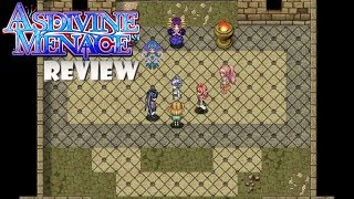 Asdivine Menace (Switch) Review (Video Game Video Review)