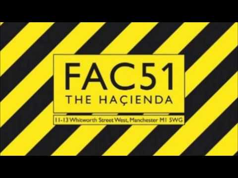 Andrew Weatherall @ The Hacienda, Manchester, U.K. 07.1993