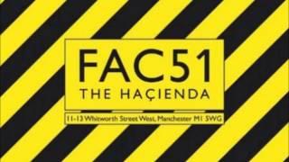 Andrew Weatherall @ The Hacienda, Manchester, U.K. 07.1993