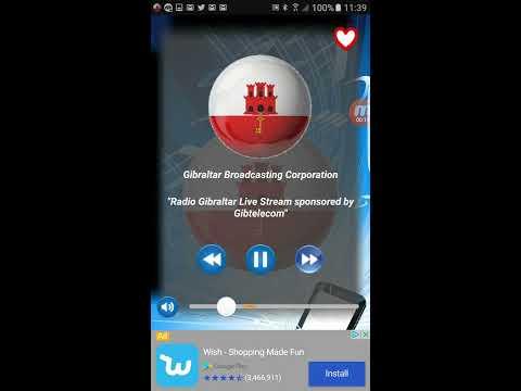 Radio Gibraltar Music & News PRO+