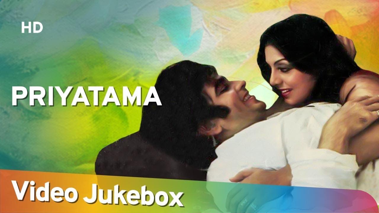 Download Priyatama (1977) Songs  Rakesh Roshan   Jeetendra   Neetu Singh  Popular Hindi Classic Songs Jukebox