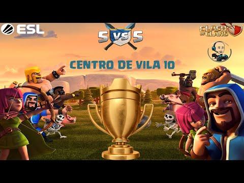 INTZ CAMPEÃ DO TORNEIO OFICIAL ESL DE CV10 !!! CLASH ON !!!