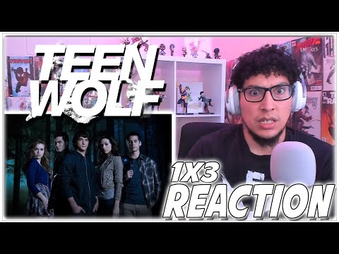 WHY AM I SO ENTERTAINED BY THIS?! | Teen Wolf 1x3 REACTION | Season 1 Episode 3