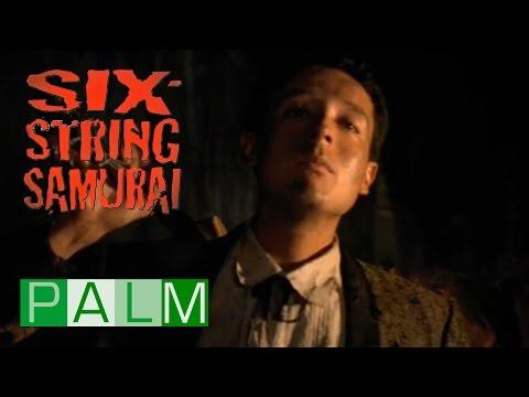 Six String Samurai: Hey Four Eyes! (Movie clip)