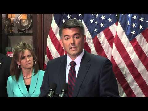 Rep. Gardner Speaking on LNG Exports
