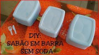 DIY: SABÃO SEM SODA – DICA DE ECONOMIA