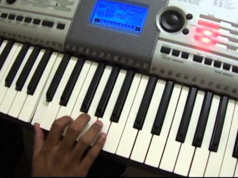 Play in Keyboard - Tamil - Neethane En Ponvasantham - Mudhal Murai Song