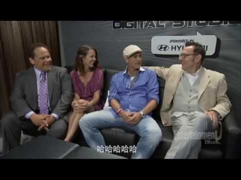 【中文字幕】Person of Interest Cast - Interview with EW