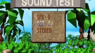 Sonic 3D Blast - Green Grove Zone Act 2 - User video