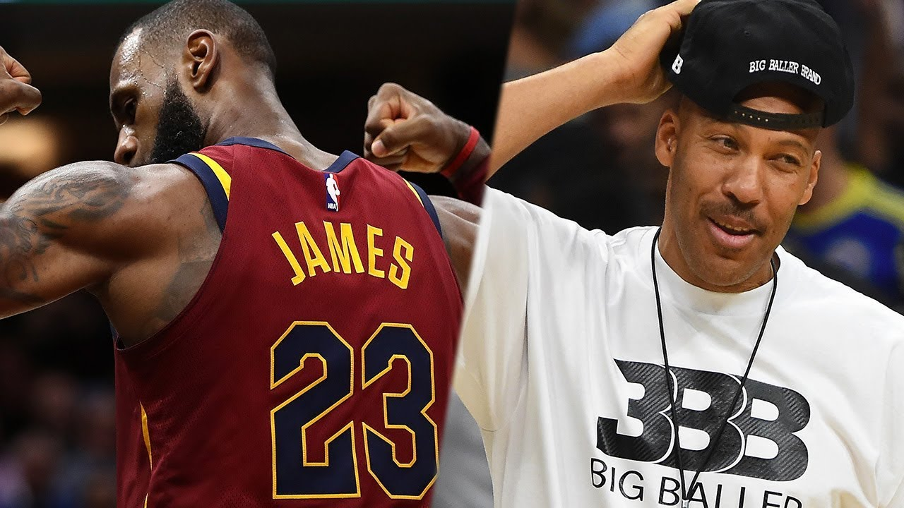 f3c355884fe8 LaVar Ball ATTACKS Lebron James With This INSANE Comment! - YouTube