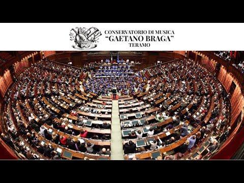 Conservatorio Braga Teramo - Concerto alla Camera dei Deputati [FULL CONCERT]