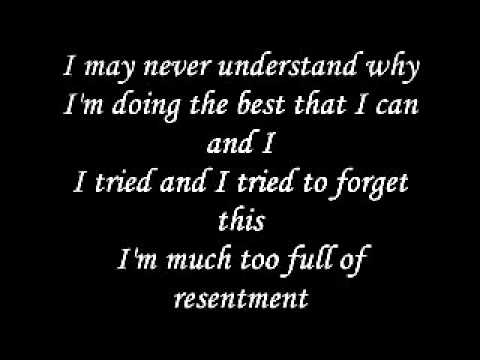 Resentment -Beyonce -  with Lyrics ( Live )