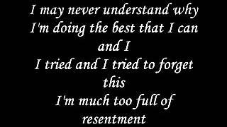 Resentment -Beyonce -  with Lyrics ( Live )
