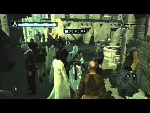 Assassin's Creed 1 - Memory Block 6 (Jerusalem) - Walkthrough Episode 31