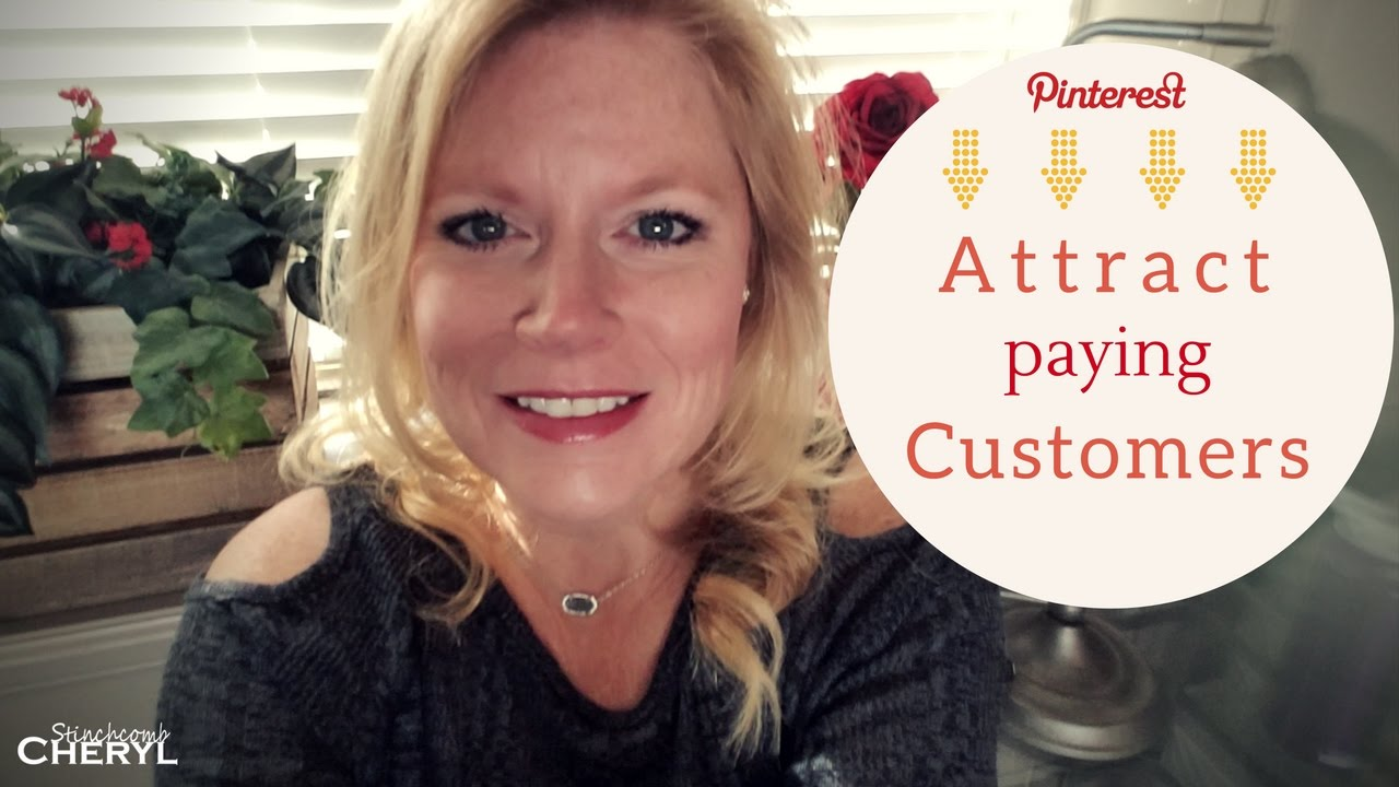 Attract Paying Customers on Pinterest