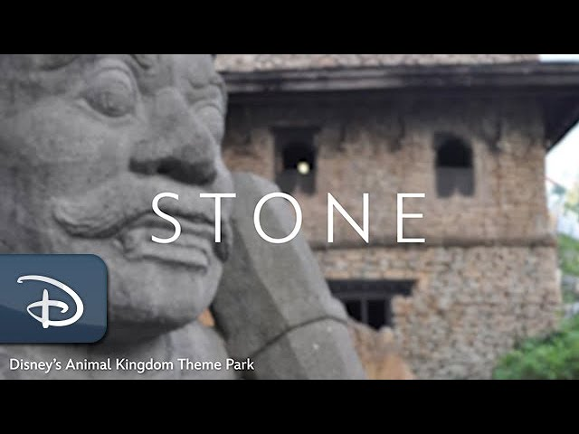 The Rohdes, Less Traveled - Bali Stone Carving and Disney's Animal Kingdom