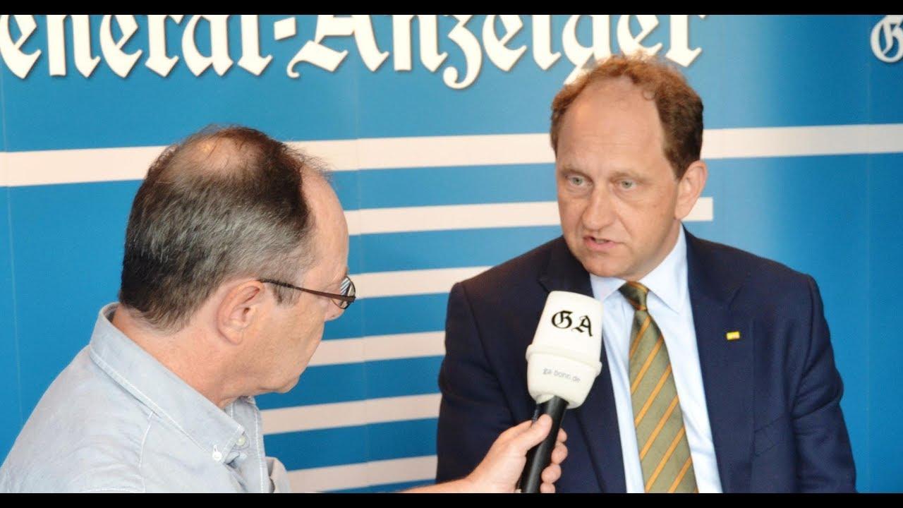 Der Heiße Stuhl Der Bonner Bundestagskandidat Alexander Graf