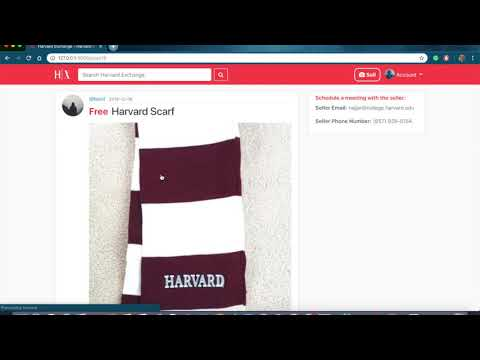 Harvard Exchange