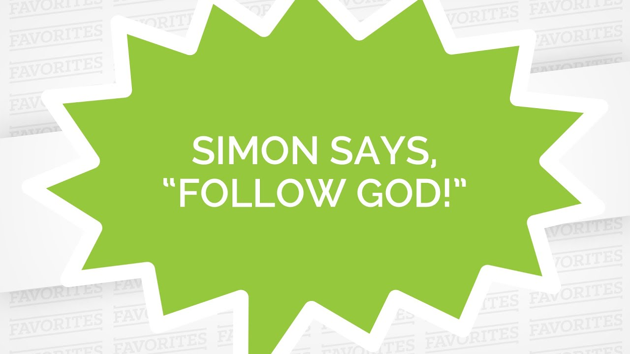 Favorites #3 - Simon Says,