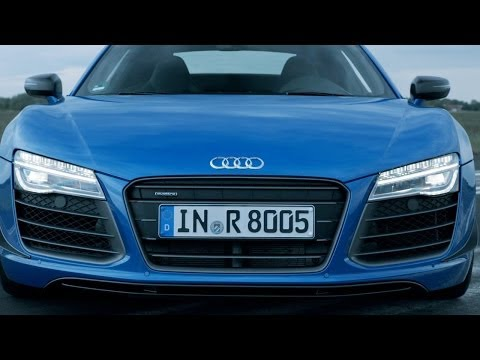 NEW 2015 Audi R8 LMX - Special features
