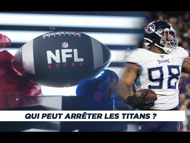 NFL Extra : Qui peut arrêter les Titans ?
