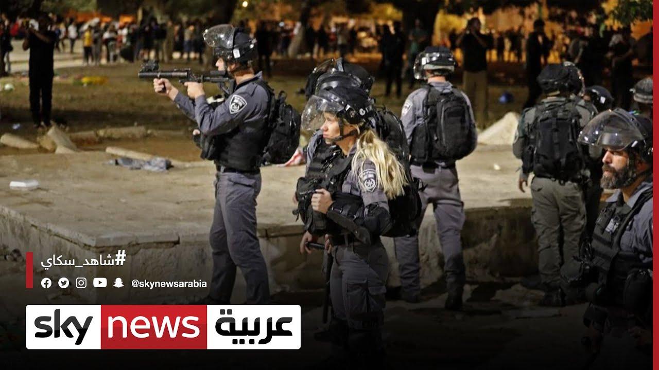 جهود حثيثة تبذل لوقف التصعيد في قطاع غزة  - نشر قبل 2 ساعة