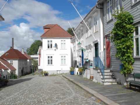 Spasertur på Nordnes August 2014