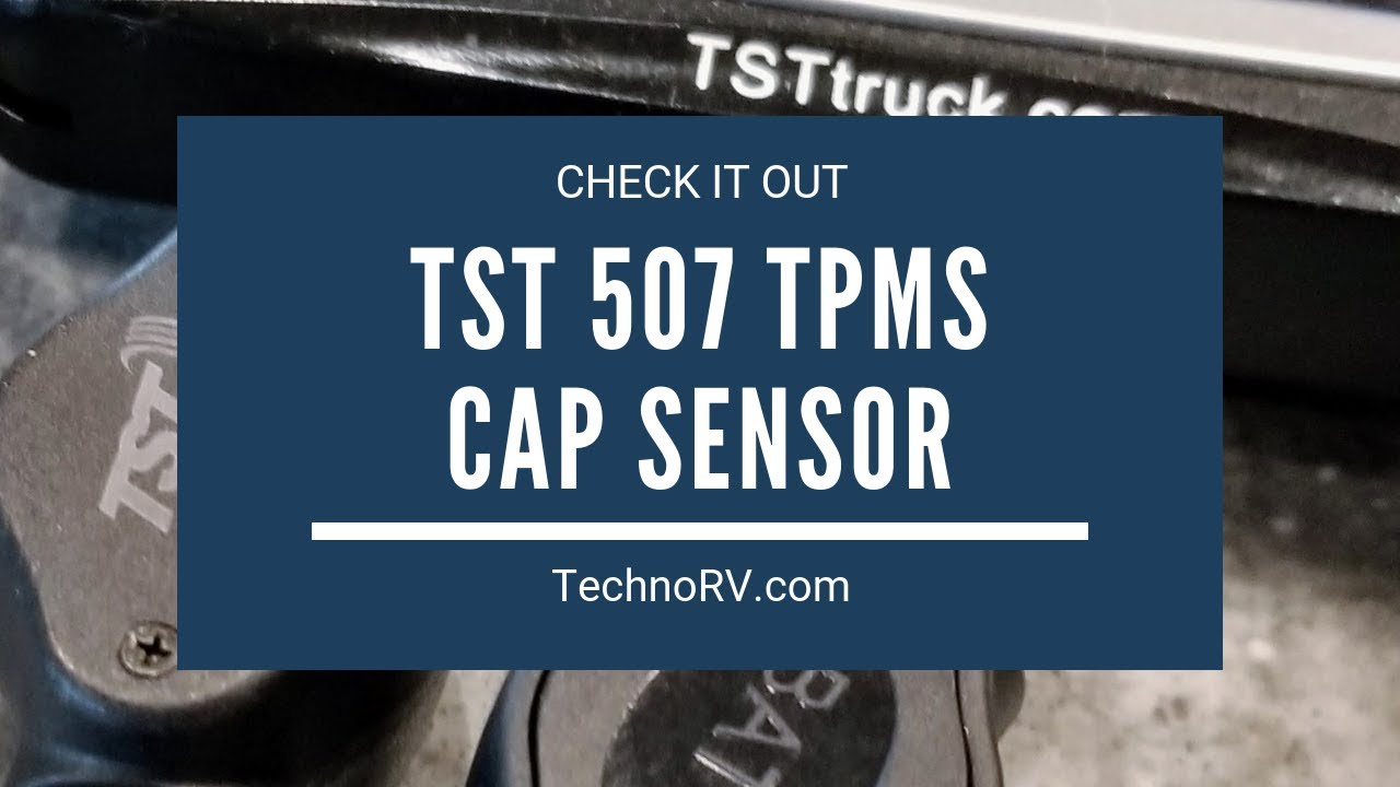Check Tpms System >> Tst 507 Tire Pressure Monitoring System Cap Sensor Released Spring 2019