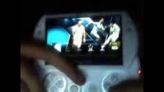 comment jouer en ligne  PSP